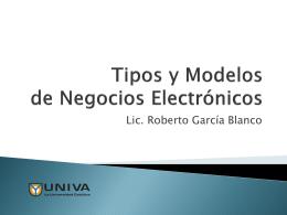 Introducción al Comercio Electrónico