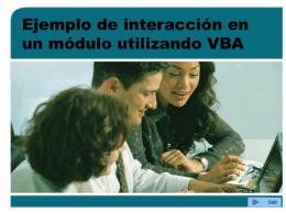 Comando de VBA para PowerPoint