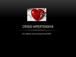Crisis hipertensiva - Residentes Urgencias | Blog