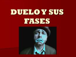 DUELO Y FASES REFINO