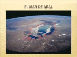 EL MAR DE ARAL - I.E.S. ATAÚLFO ARGENTA | Consuelo