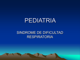 PEDIATRIA NEONATAL