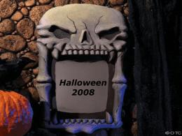 Halloween 2008 - Familia Maymó