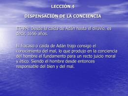LECCIÓN 4 - MIREDFREDY