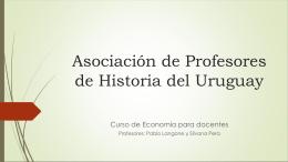 Asociación de Profesores de Historia del Uruguay