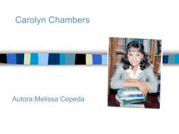 Carolyn Chambers