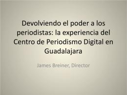 Centro de Periodismo Digital