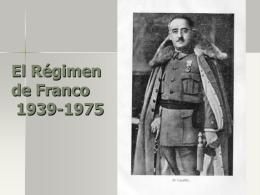 Regimen de Franco