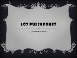 Los pulsadores - Leonardo Polo