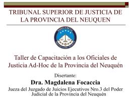 JUZGADOS DE JUICIOS EJECUTIVOS