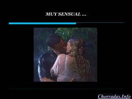 Muy Sensual.