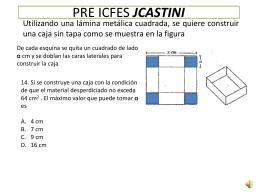 PRE ICFES JCASTINI
