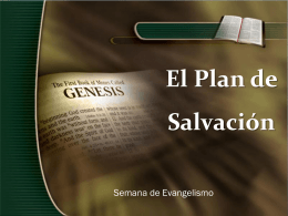El Plan de Salvación - Exégetas Bíblicos | And the