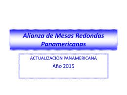 Alianza de Mesas Redondas Panamericanas