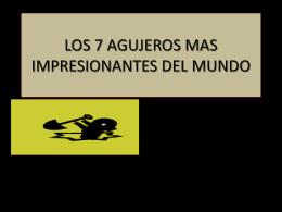 Los_7_agujeros_mas_.pps