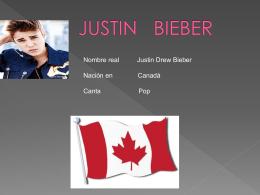 Justin beber