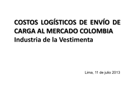 Diapositiva 1 - Comercio Exterior | Exportaciones
