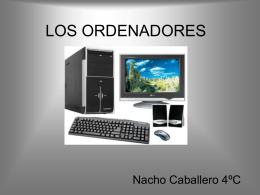 LOS ORDENADORES