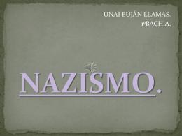 EL NAZISMO - Recursos Académicos