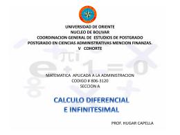 Diapositiva 1 - Hugar Capella