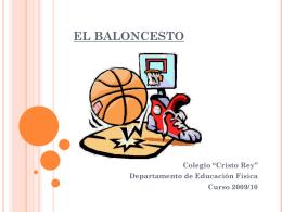 1.-ORIGEN E HISTORIA DEL BALONCESTO