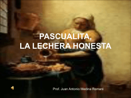 LA LECHERA HONESTA