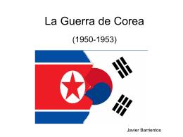La Guerra de Korea