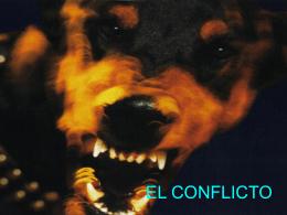 EL CONFLICTO - FOLJuliaContreras