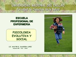 UNIVERSIDAD NACIONAL DEL CALLAO Facultad de