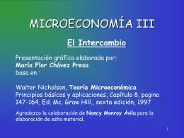 MICROECONOMÍA III - UAM Azcapotzalco