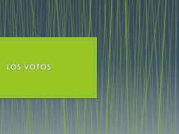 LOS VOTOS - Hijas de la Caridad de San Vicente de