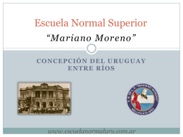Escuela Normal Superior de Lenguas Vivas