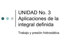 UNIDAD No. 1