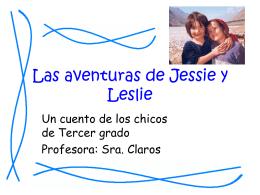 Las aventuras de Jessie y Lesslie