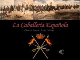 La Caballería Española