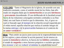 SEXTO MANDAMIENTO, 8