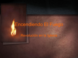 Encendiendo El Fuego
