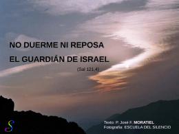 EL GUARDIAN DE ISRAEL (Versión Recitada)