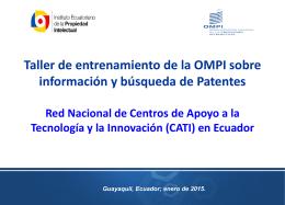 TEMA 4: PatentScope®