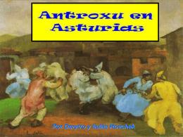 Antroxu – la fiesta de carnaval en Asturias