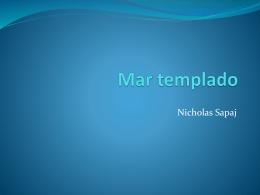 Mar templado