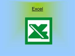 Excel - Profesorafridaesposito`s Blog