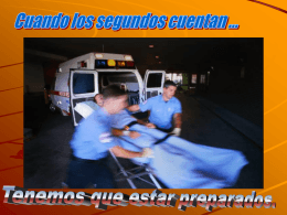TRIAGE EN EMERGENCIA