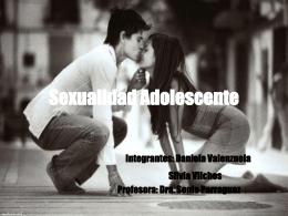 Sexualidad Adolescente - Castellano 2004 Usach