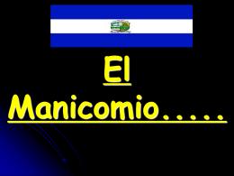 el manicomio - ahuachapan,el salvador