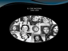 El cine nacional - Sociología del México Actual -
