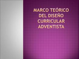 BASES FILOSÓFICAS DE LA EDUCACIÓN CRISTIANA