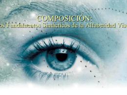 Composición: los fundamentos sintácticos de la