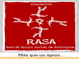 Diapositiva 1 - Universidad de Antioquia | Nacer