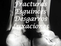 Fracturas - PrimerosauxiliosTLS